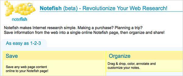 Notefish