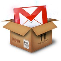 Gmail Uploader